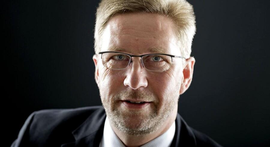 Chr. Hansen-topchefen Lars Frederiksen.