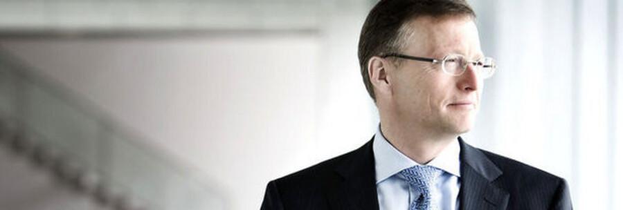 Mærsk-topchef Nils Smedegaard Andersen ser ud til at være parat til priskrig.