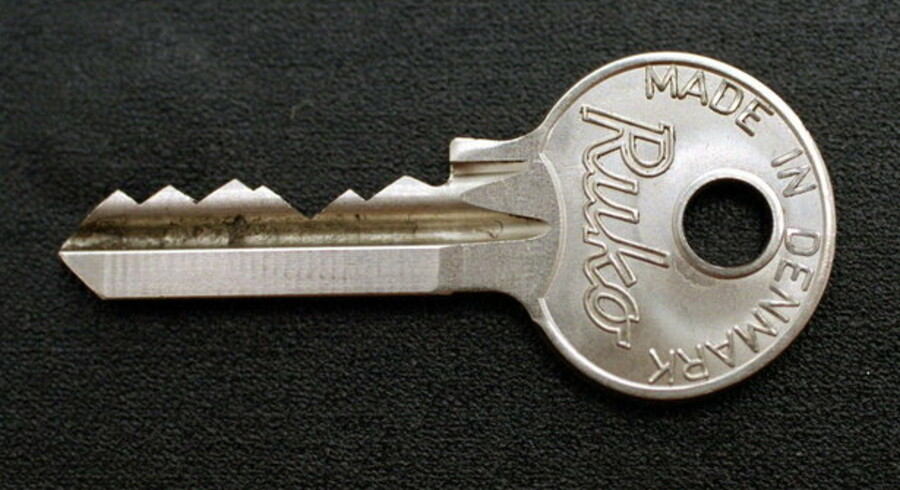 Mindre nybyggeri betyder mindre behov for låse, og det kan ramme verdens største låseproducent, Assa Abloy, der blandt andet ejer danske Ruko.