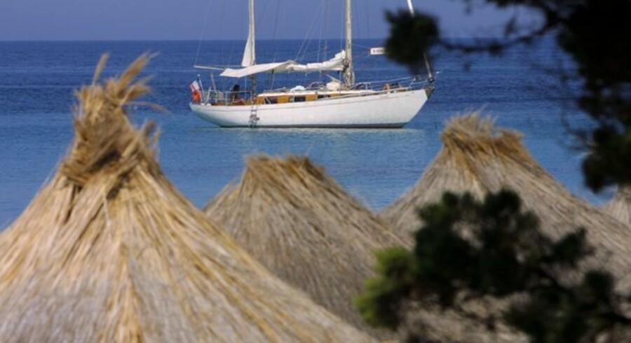 Boligpriserne vender snuden nedad i Sydeuropa.