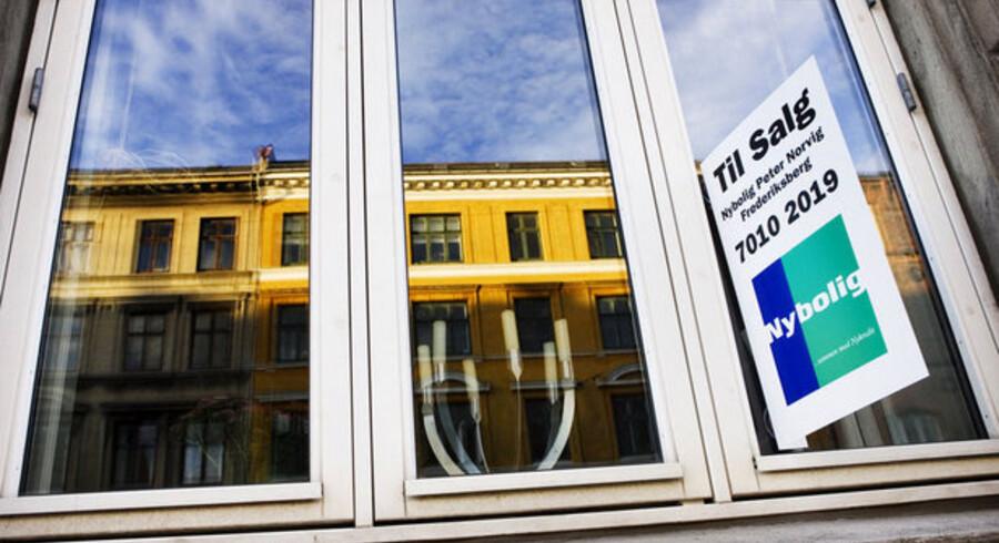 Modstanden mod højere boligskatter er steget de seneste to år.