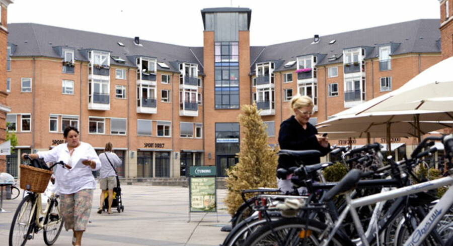 Jens Schaumann solgte det store boligprojekt Østerfælled og overtog i stedet en ejendom på Frederiksberg, men nu er Schaumanns egenkapital i Schaumann Holding væk.