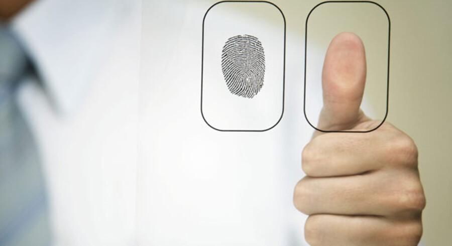 Fremtidens kreditkort sidder for enden af din arm.