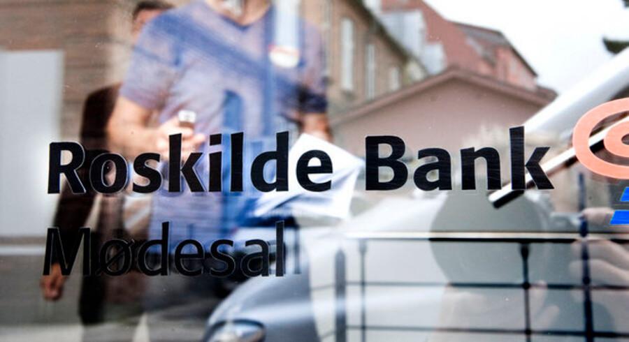 Det er Roskilde Bank, der har indgivet en konkursbegæring mod Christian Correll, som altså nu er mundet ud i, at Correll er blevet erklæret konkurs.