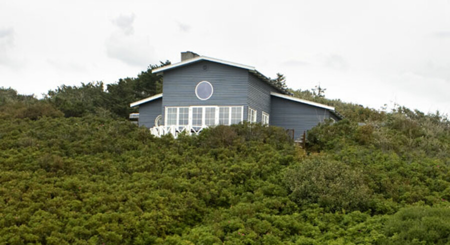 Sommerhuspriserne holder stand.