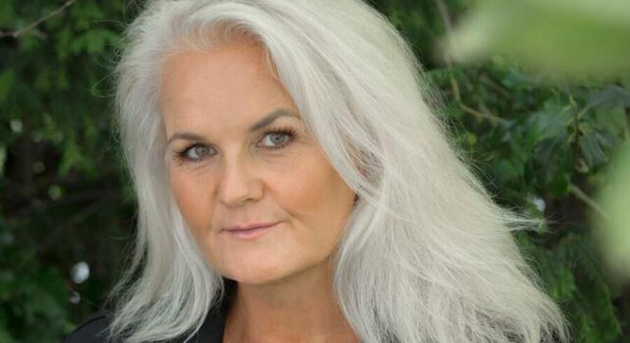 Designer Benedicte Utzon, der fylder 50 år i dag, har kastet sig over et nyt projekt: Smart tøj til kurvede kvinder. PR-foto