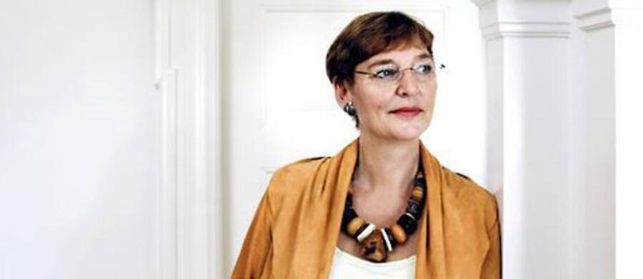 Plastdronningen: Lone Færch er oprindeligt uddannet lærer. I dag er hun Færch-dynastiets ubestridte - og omstridte - topchef.