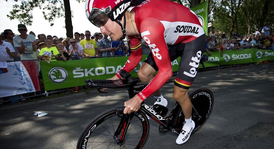 Lars Bak forventer et sprinteropgør på 2. etape i Tour de France.