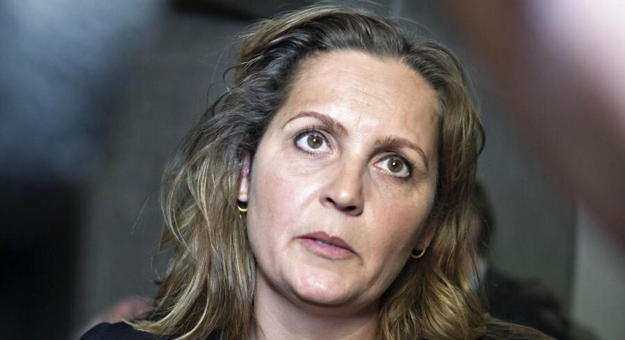 Officielt: Pia Olsen Dyhr bliver ny formand for SF