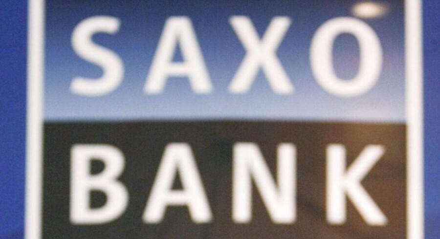 Saxo Bank må sige farvel til makkerparret Rylberg og Poulsen.