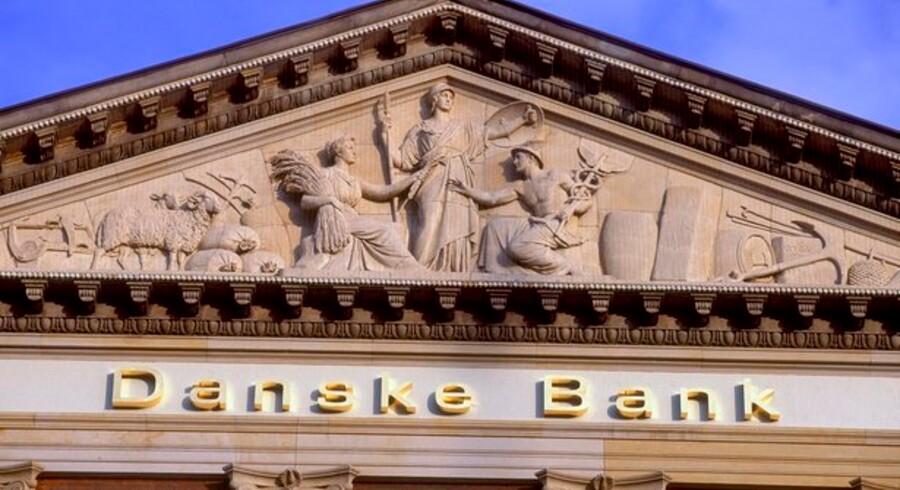 Danske Bank vil vokse i Sverige, blandt andet ved at oprette flere filialer.