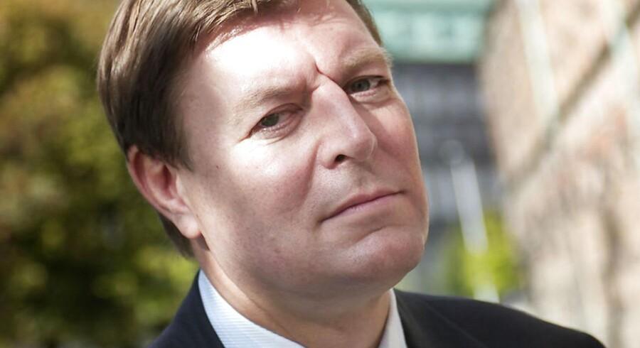 Michael Dithmer, departementschef i Erhvervs- og Vækstministeriet.