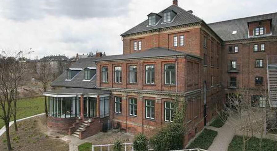 Danmarks dyreste andelsbolig på 317 kvadratmeter ligger på grænsen mellem København og Frederiksberg.