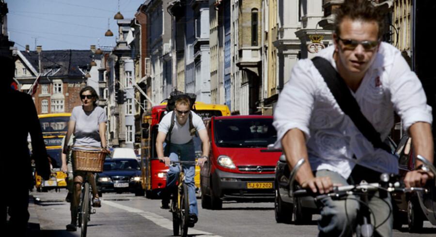 Boligpriserne i de mest attraktive postnumre i København er faldet mindst.