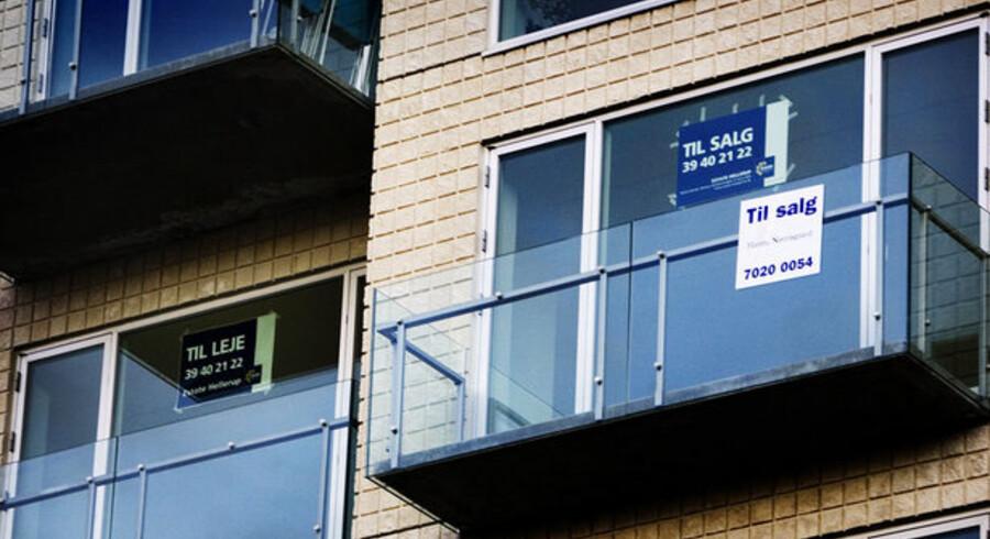 2008 var et sort år for boligsælgere.
