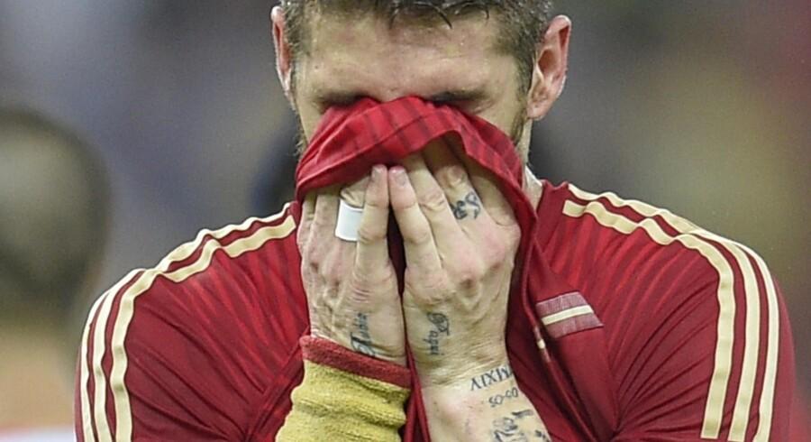 Spanske Sergio Ramos