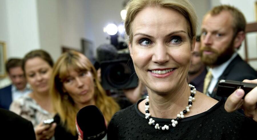 Statsminister Helle Thorning-Schmidt (S).