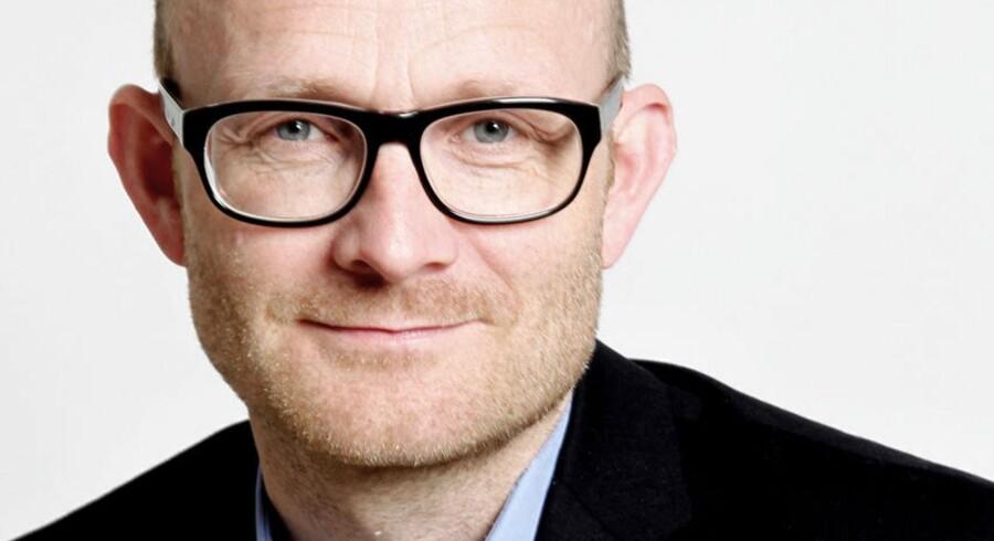 Berlingske Business' nyhedschef, Peter Suppli Benson.