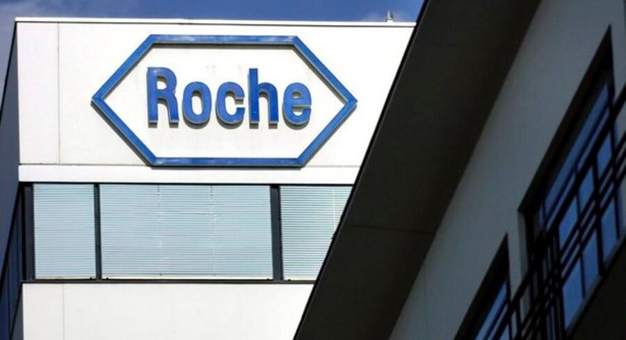 Schweiziske Roche overtager amerikanske Genentech for 272 milliarder kr.