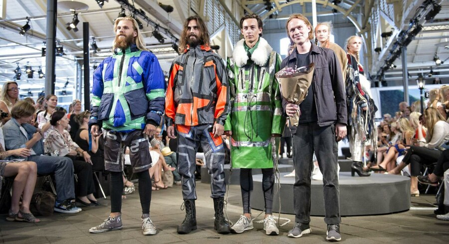 Copenhagen Fashion Week 2014. Designers Nest.