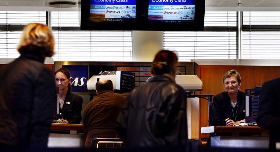 Passagerer vil have klar besked fra SAS.