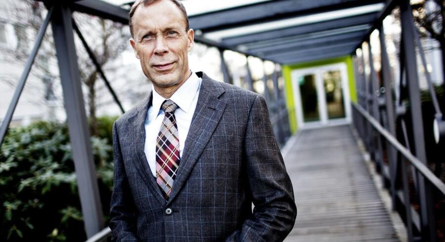 Nuværende topchef i Novozymes, Steen Riisgaard, går på pension til marts 2013 og søger samtidig en bestyrelseskarriere.