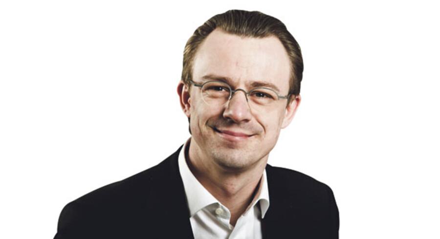 Mikkel Vedby Rasmussen, Professor MSO, Institut for Statskundskab, KU