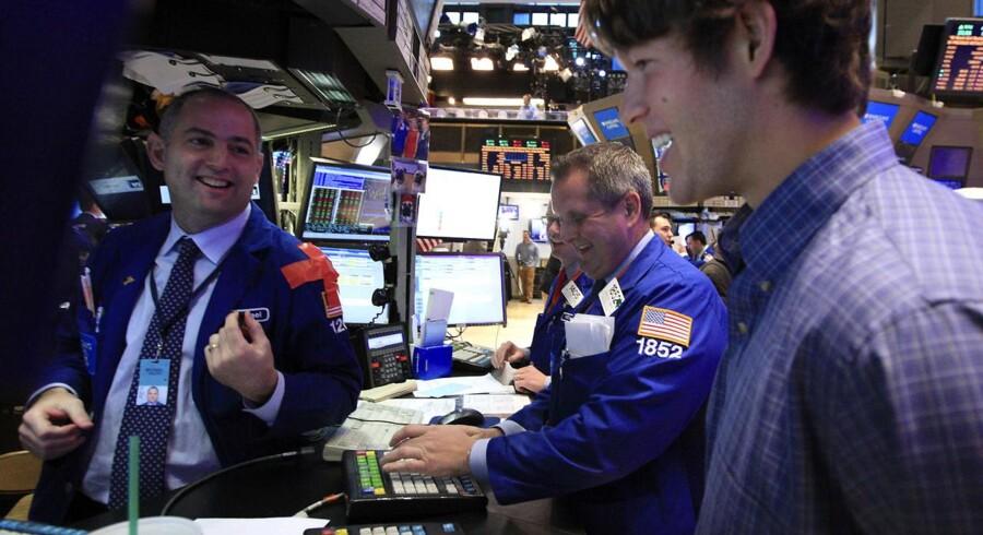 Det er måske på tide at vende blikket mod aktier igen.
