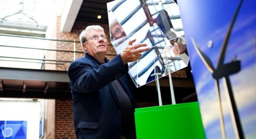 Niels Christian Mortensen er 64 år og arbejder som udstillingschef hos KMD.