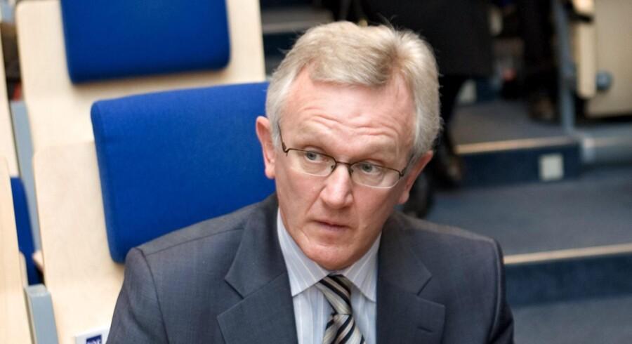 Thorleif Krarup, tidl. næstformand,  topscorer  i honorarer: 2, 6 mio.