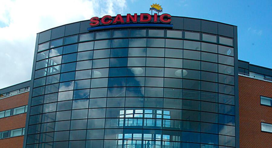 Det er ikke hoteller som Scandic i Sydhavnen, der rammes af aflysningerne, det er primært alle hotellerne, der ligger længst ude i periferien. De centrale hoteller kan dog også tale med om annuleringer.