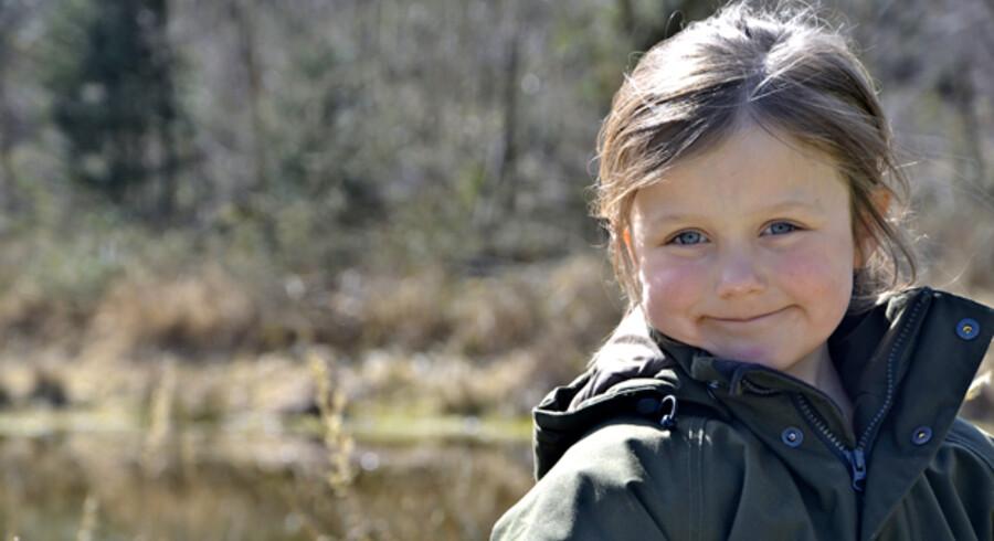 H.K.H. Prinsesse Isabella fylder fem år i dag. I den anledning har hoffet udsendt nye billeder, som er taget af hendes mor, Kronprinsesse Mary.