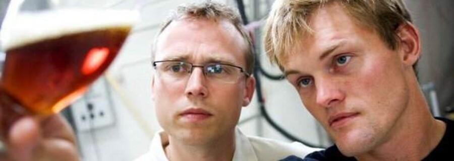 Michael Knoth og Lars Dietrichsen fra Gourmetbryggeriet får nu Harboe som ejer.