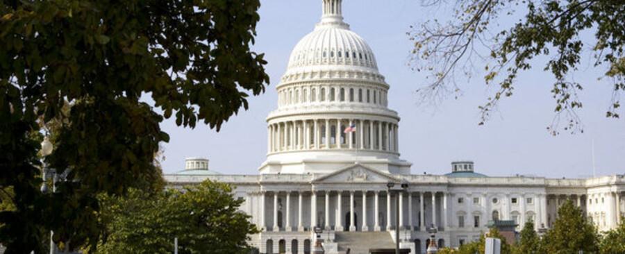 Det Hvide Hus, Washington.