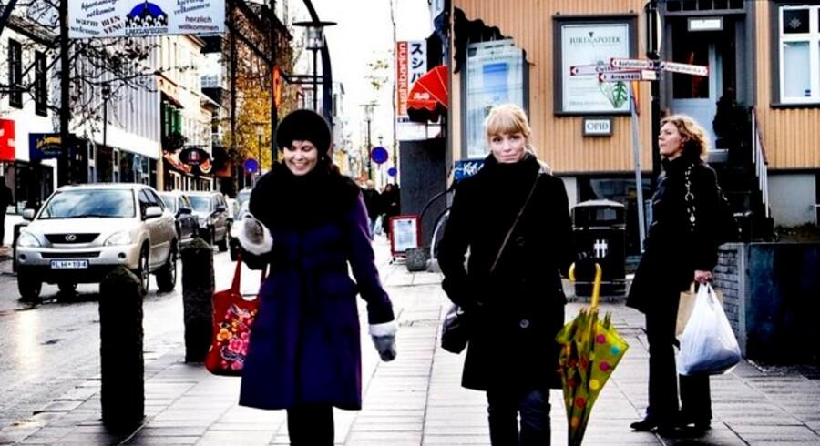 Den økonomiske krise kan føre til valg i Island