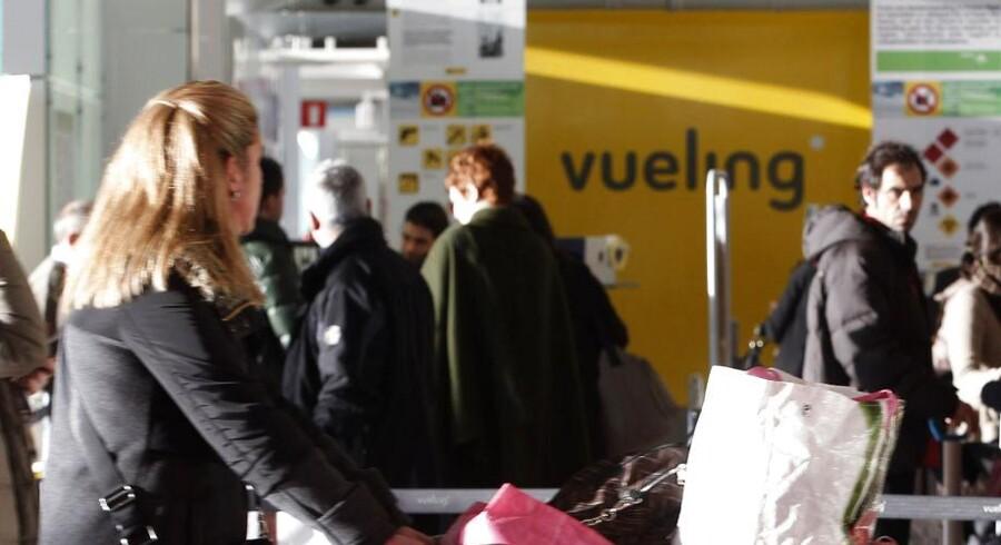 Vueling slog Norwegian på passagertilvækst i januar i år, men nåede kun en belægningsprocent på 71,7 procent mod Norwegians lidt bedre 72,2 procent.