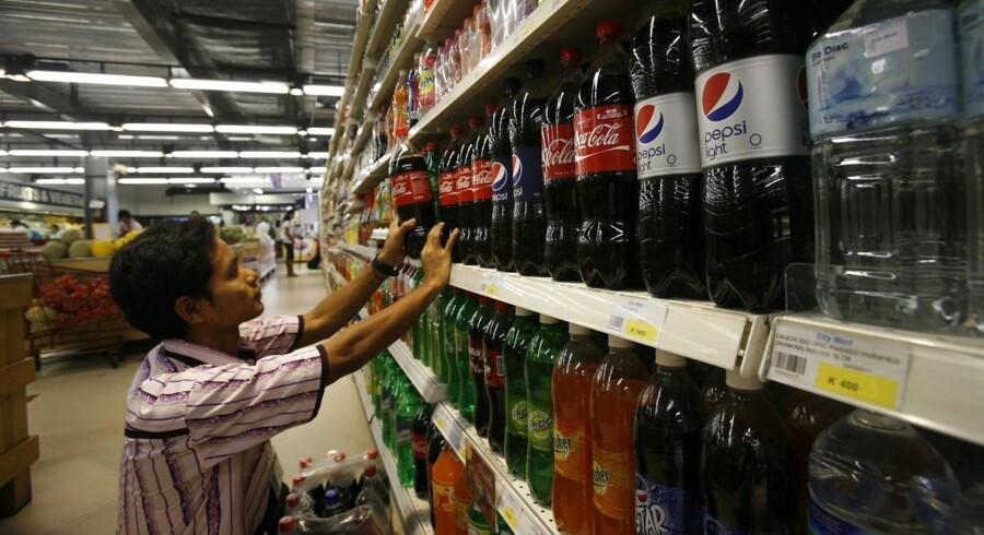 Coca-Cola er en af de producenter, som allerede markedsfører bæredygtig emballage som afløser for plasticprodukter.