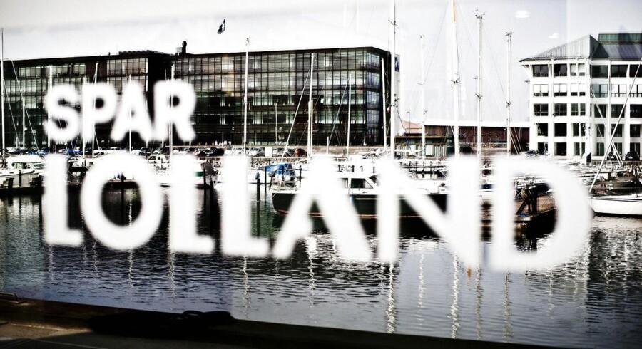 Nu har Spar Lolland indgivet konkursbegæring