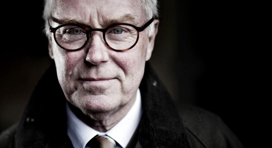 Alf Duch-Pedersen går af som formand for G4S - tidligere i år blev han afløst på posten som formand for Danske Bank.