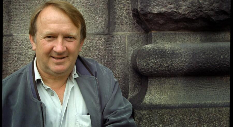 Christen Sørensen, tidligere økonomisk overvismand og tidligere formand for Arbejderbevægelsens Erhvervsråd. Arkivfoto.
