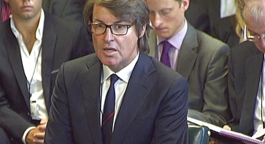 G4S-topchefen Nick Buckles måtte tirsdag stå skoleret for engelske parlamentsmedlemmer i sagen om de manglende OL-sikkerhedsvagter.