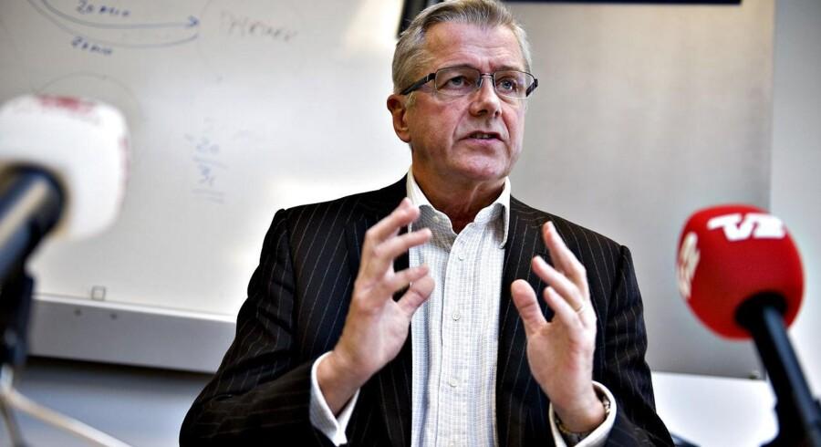 IT Factorys tidligere bestyrelsesformand Asger Jensby står for en af de mest spektakulære ulovlige aktionærlån. Han gav sig selv et lån på 18 mio. kroner.