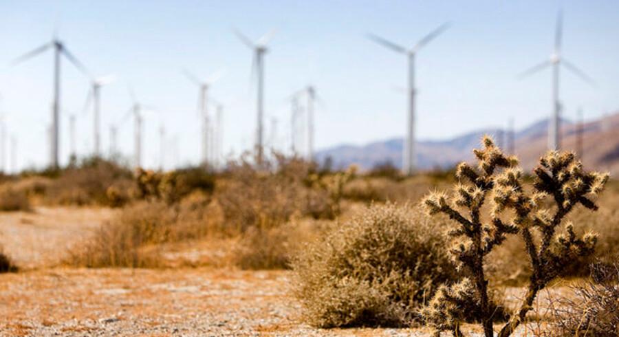 Klimastøtte fra vestlige lande og virksomheder går i stort omfang til at finansiere energi- og miljøprojekter i rige udviklingslande.