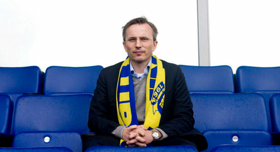 Der har været stor interesse for direktørstolen i Brøndby, hvor bestyrelsen netop nu leder efter en efterfølger til den fyrede islandske direktør Hermann Haraldsson.