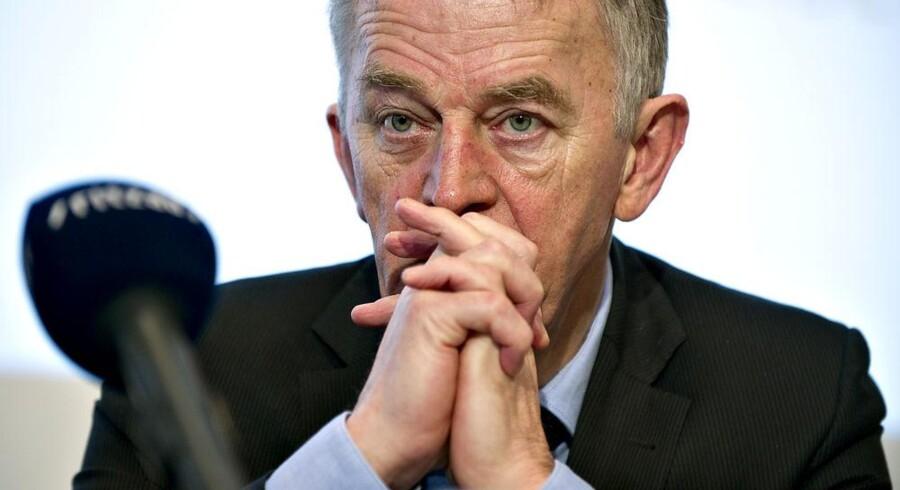 Udenrigsminister Villy Søvndal (SF) er kommet under hårdt pres fra Tyrkiet i sagen om ROJ TV.
