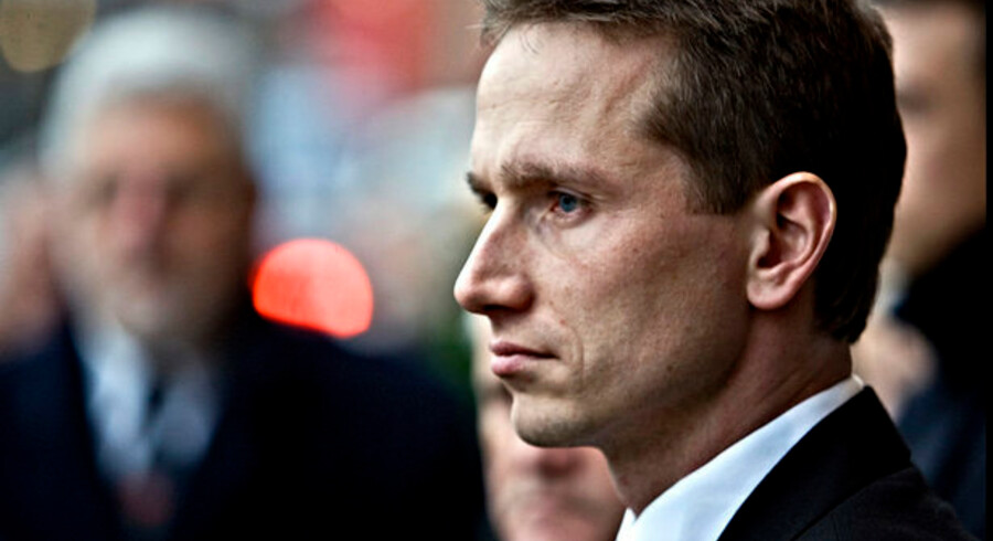 Skatteminister Kristian Jensen skal sænke skatten kraftigt, hvis regeringen vil øge arbejdsudbudet.