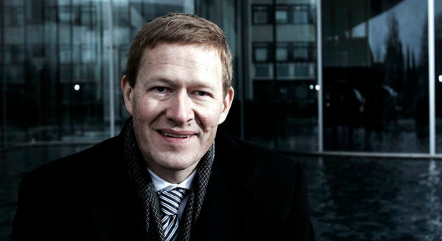 »Det gælder om at kommunikere flere detaljer ud til medarbejderne, hvis de skal blive ved med at tro på ledelsen,« siger topchef i Danfoss Niels Bjørn Christiansen.