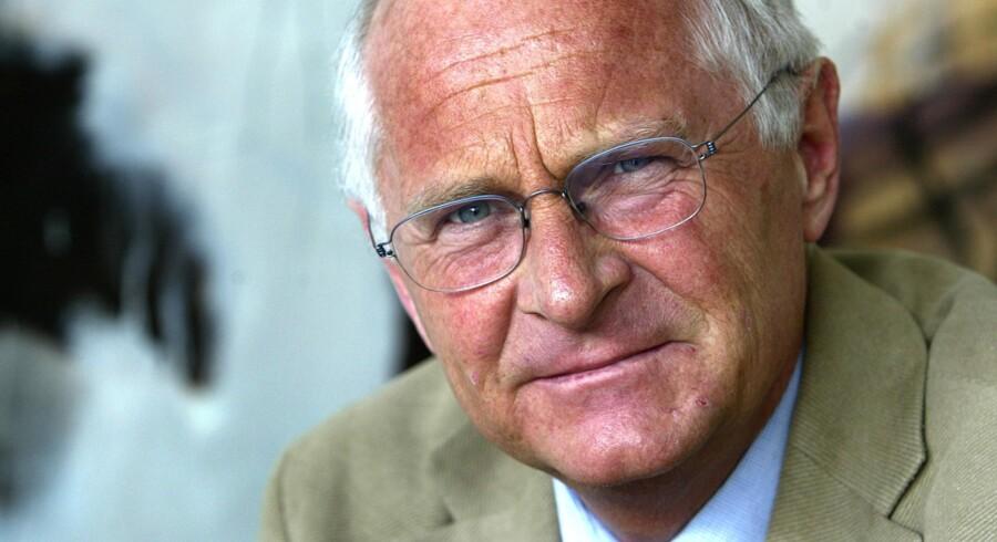 Sydbank-direktør Preben Lund Hansen. Arkivfoto: Claus Fisker