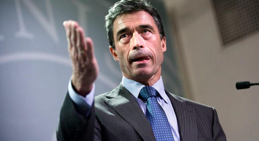 Anders Fogh Rasmussen kan se frem til at betale ekstra lejeværdiskat for sit sommerhus i Frankrig.