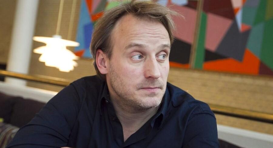 Skuespiller Rasmus Botoft fylder 40 år torsdas 5. januar 2012.
